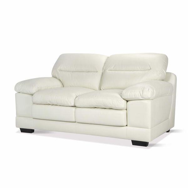 Sofa-2-Puestos-Monroe-Cuero---Pvc-Marfil-1008---------------