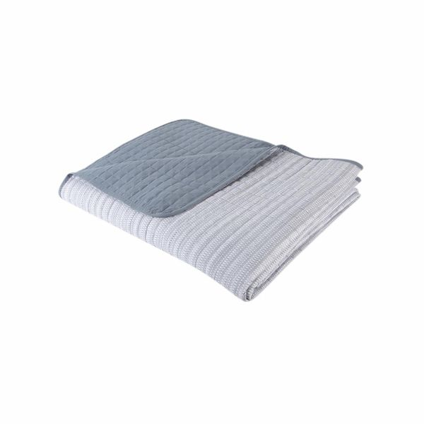 Cubrecama-Knit-Doble-244-256Cm-100--Microf-Azul-------------