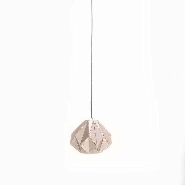 Lampara-De-Techo-Origami-Oval-37-37-31Cm-Acero-Dorado-------