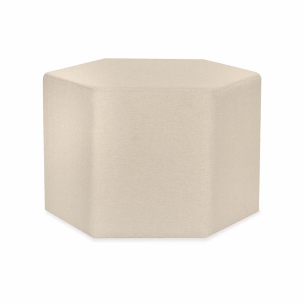 Puff-Forma-Hexagonal-Seul-Beige