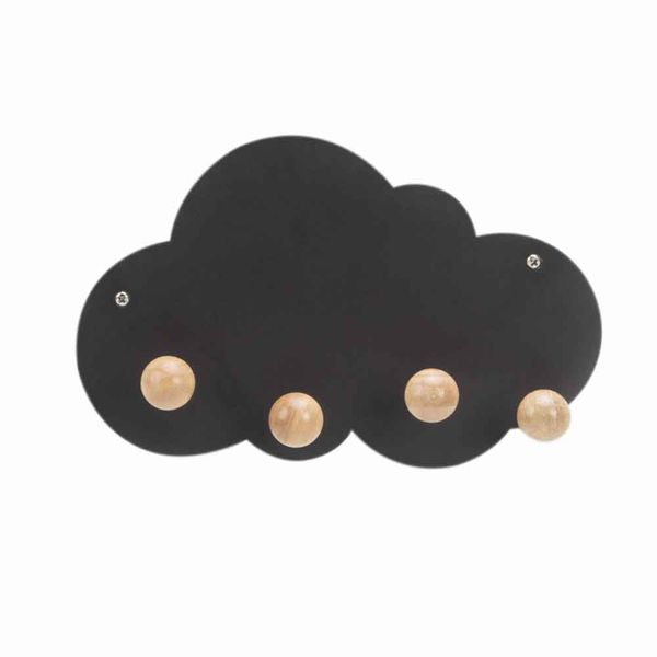 Perchero-Pared-Nube-23-4-14Cm-Metal-Madera-Negro------------