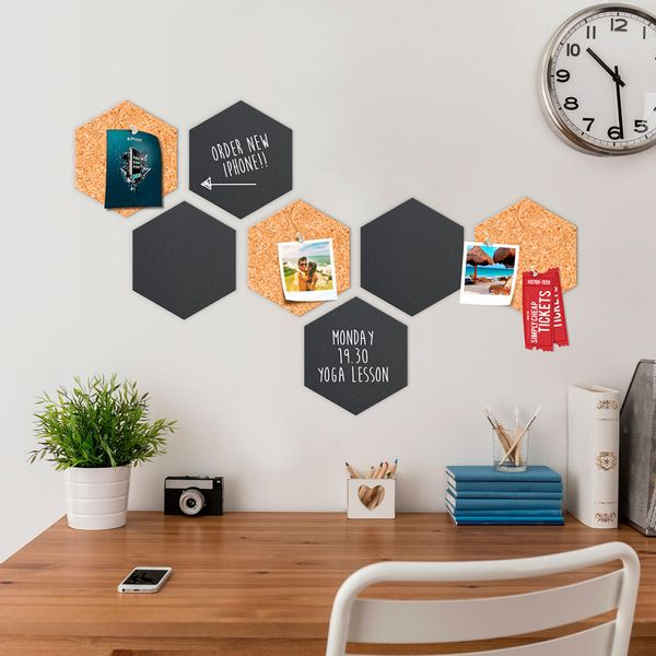 Set-7-Tableros-Hexagonos-Natural-Negro