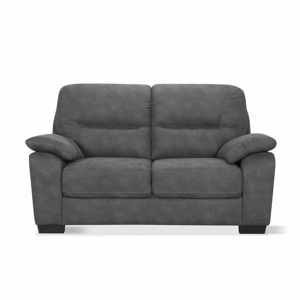 Sofa-2-Puestos-Albert-Microfibra-Gris-Oscuro----------------