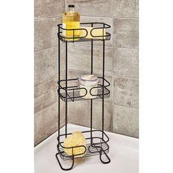 Organizador-Baño-Neo-3-Niveles-16.5-9.8-66.2Cm-Acero-Negro--