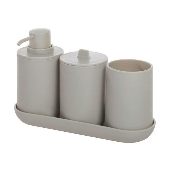 Set-4-Accesorios-Baño-Cade-Plastico-Gris--------------------