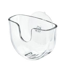 Porta-Esponja-Vella-10-5-5Cm-Plastico-Transparente----------