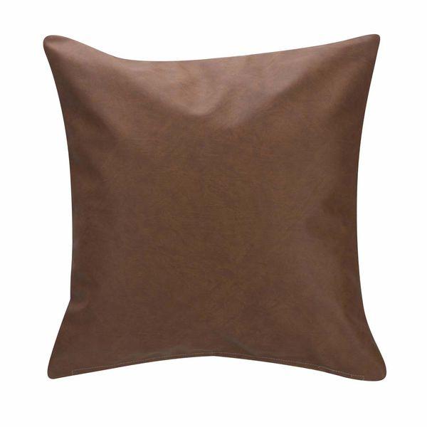 Funda-Cojin-C2-19-Neo-45-45-Cm-Algodon-Cuero-Cafe-----------