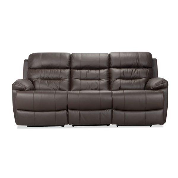 Sofa-3-Puestos-Recli-Elecviggo-Cuero---Pvc-cafe----------