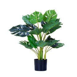 Planta-Artificiall-Alta-Mosntera-65x90Cm-Verde