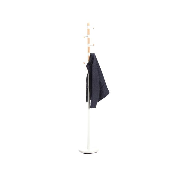 Perchero-Piso-Coat-Rack-28-28-178Cm-Metal-Madera-Blanco-----