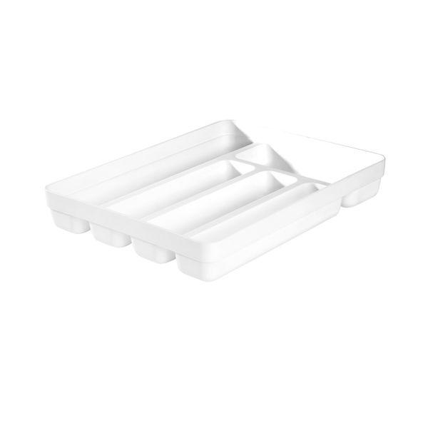 Organizador-Cubiertos-Logic-27-35-5Cm-Plastico-Blanco-------