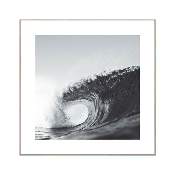 Cuadro-Wave-50-50Cm-Papel-Marco-----------------------------