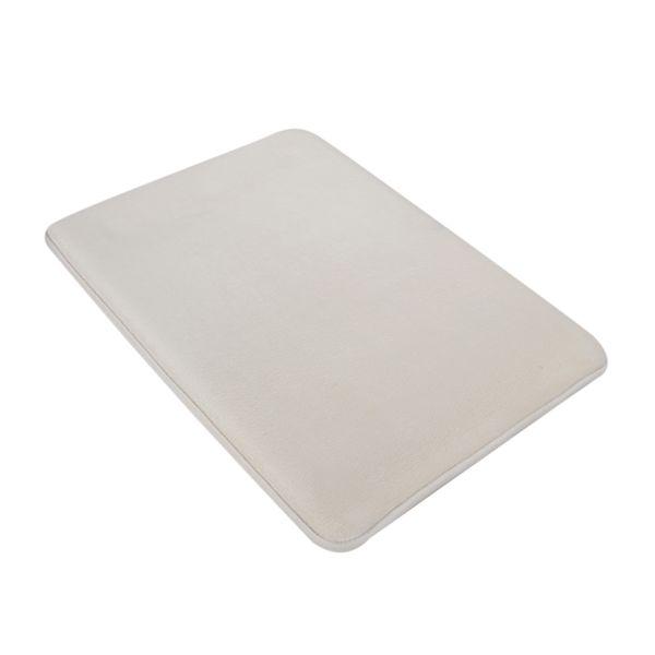 Tapete-Baño-Super-Soft-43-61Cm-Poliester-Blanco-------------