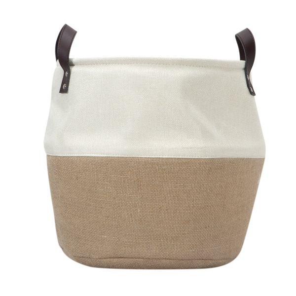 Canasta-Jambi-30-30-30Cm-Poliester-Beige-Natural------------