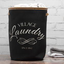 Bolsa-Ropa-Laundry-Village-40-40-50Cm-Poliester-Negro