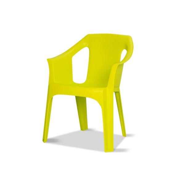 Silla-Auxiliar-Cool-Plastico-Verde--------------------------
