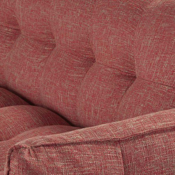 Sofa-Cama-Vintage-Rojo
