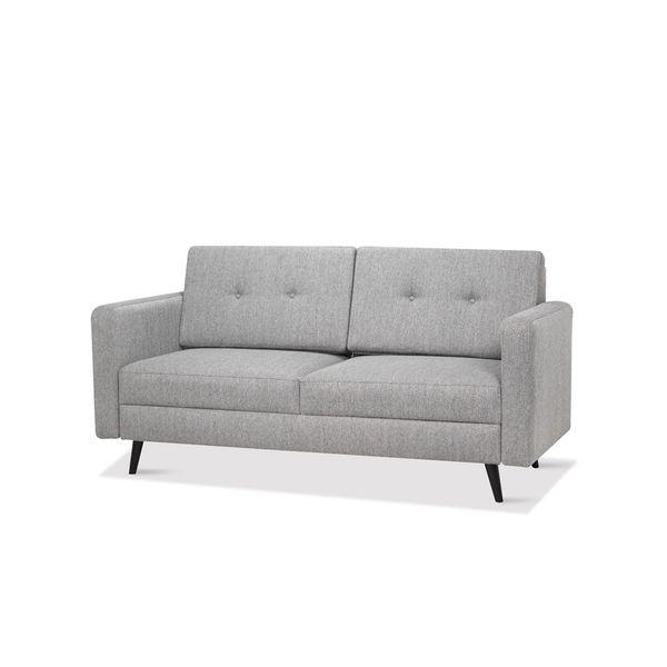 Sofa-3P-Concept-Gris-Plata-Brazo-Recto-Pata-Madera-Negro