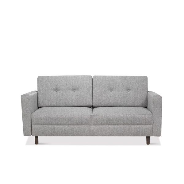 Sofa-3P-Concept-Gris-Plata-Brazo-Recto-Pata-Metal-Negro
