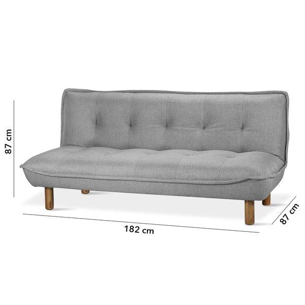 Sofa-Cama-Click-Clack-Colors-Gris