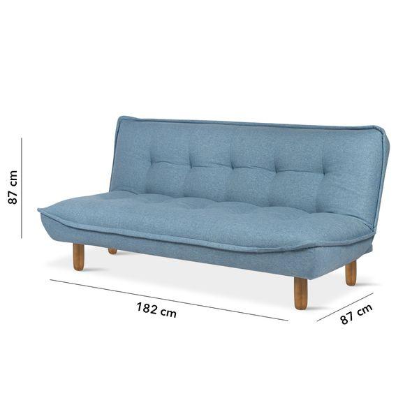 Sofa-Cama-Click-Clack-Colors-Azul