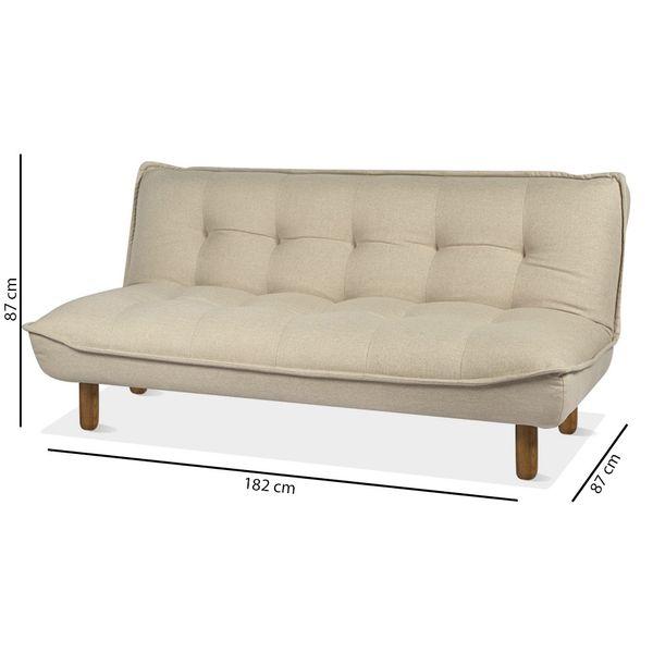 Sofa-Cama-Click-Clack-Colors-Beige