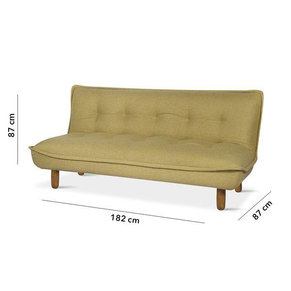 Sofa-Cama-Click-Clack-Colors-Verde