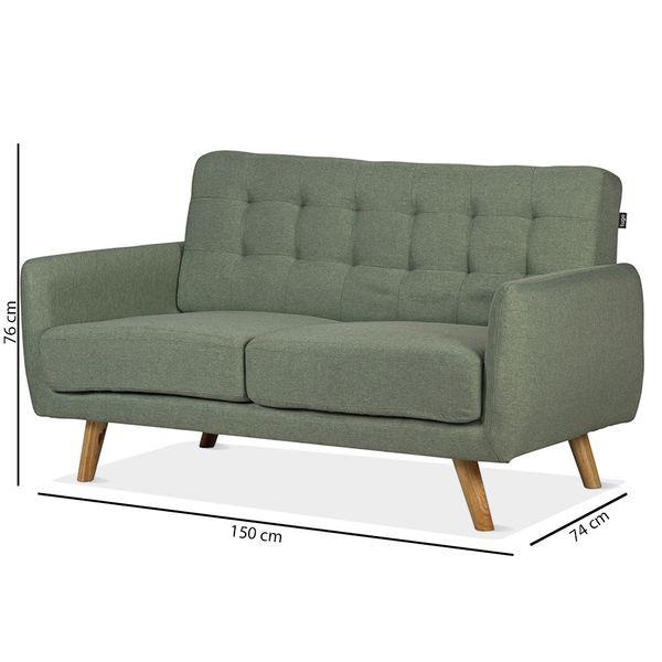 Sofa-2P--Harbin-Verde