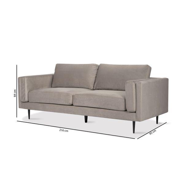 Sofa-3P-Ocala-Taupe