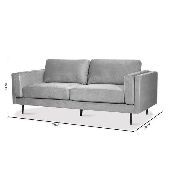 Sofa-3P-Ocala-Gris