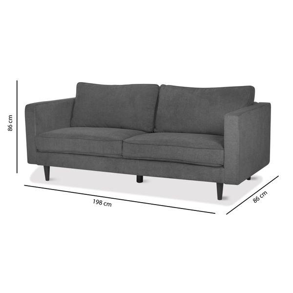 Sofa-3P-Manhattan-Gris