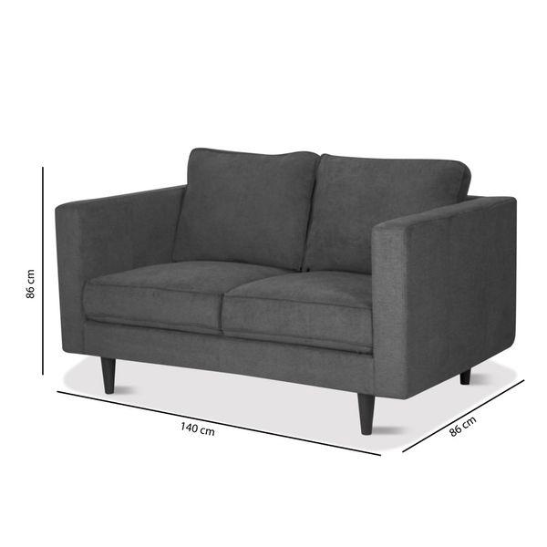 Sofa-2P-Manhattan-Gris