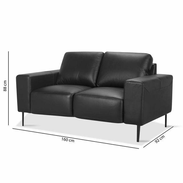 Sofa-2P-Gus-Negro