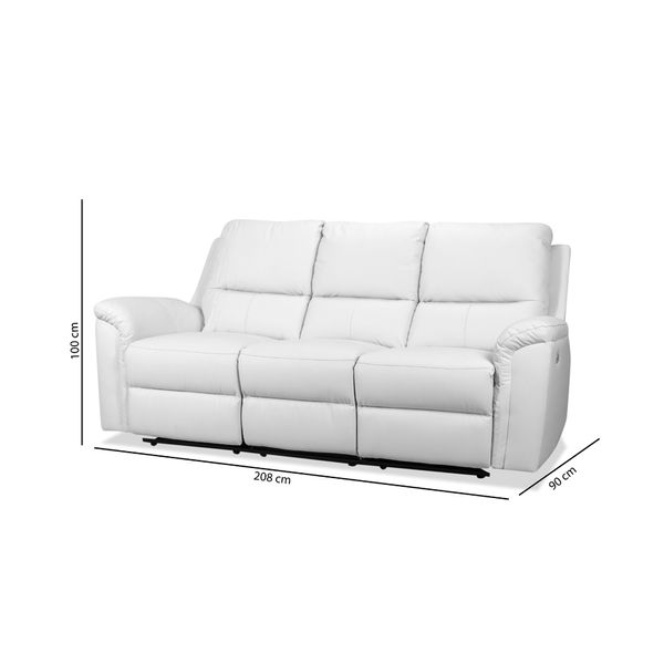 Sofa-3P-Reclinable-Cleveland-Blanco