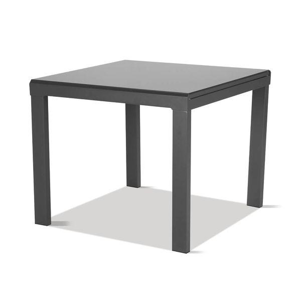 Mesa-De-Comedor-Elemental-90-163--90-76-Vidrio-Gris--Metal--
