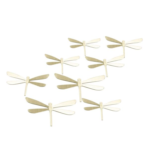 Set--8-Aplique-Pared-Wallflutter-7.6-2.5-15.2Cm-Plast-Bronce