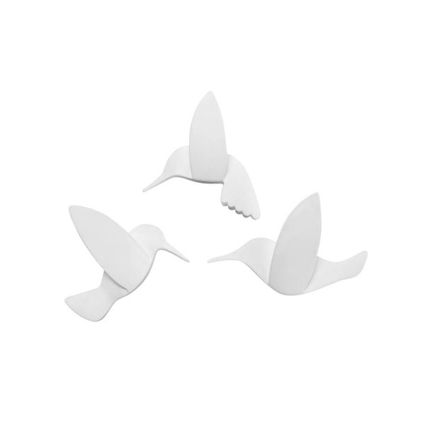 Set-9-Aplique-Pared-Hummingbird-12.7-2.5-10Cm-Plastico-Blc--