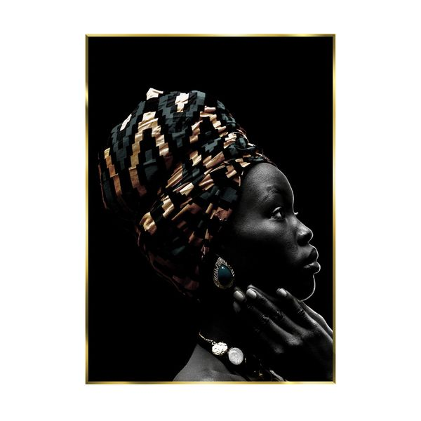 Cuadro-African-Jewel-80-120Cm-Vidrio-Marco------------------