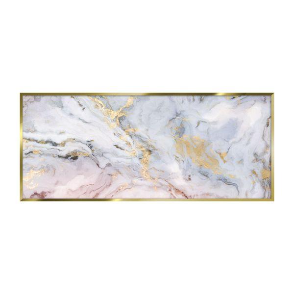 Cuadro-Pink-Marble-50-125Cm-Vidrio-Marco--------------------