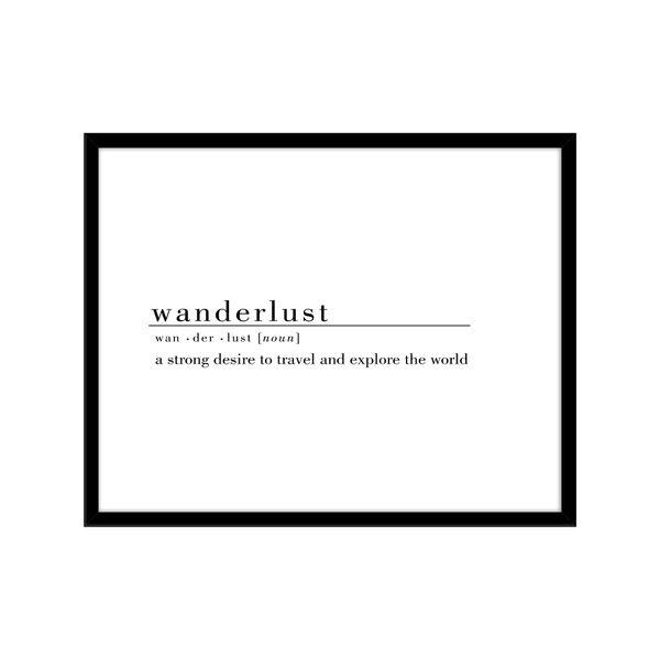 Cuadro-Wanderlust-30-40Cm-Papel-Mdf-------------------------
