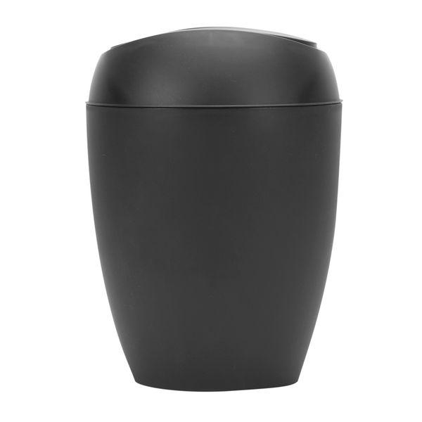 Papelera-Twirla-9L-25.4-38-22.8Cm-Plastico-Negro------------