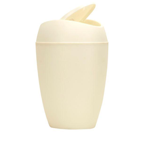 Papelera-Twirla-9L-25.4-38-22.8Cm-Plastico-Blanco-----------