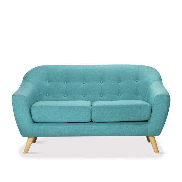 Sofa-2-Puestos-Thor-Tela-Turquesa---------------------------