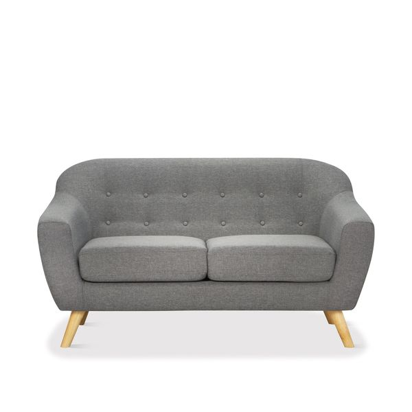 Sofa-2-Puestos-Thor-Tela-Gris-Oscuro------------------------