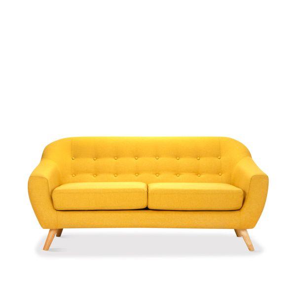 Sofa-3-Puestos-Thor-Tela-Amarillo---------------------------