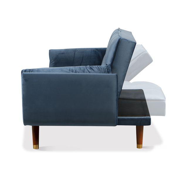 Sofacama-Click-Clack-Gore-Terciopelo-Azul-66-P.Dorada-------