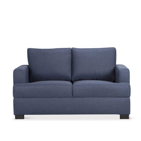 Sofa-2-Puestos-New-York-Tela-Parker-Azul-Indigo-------------