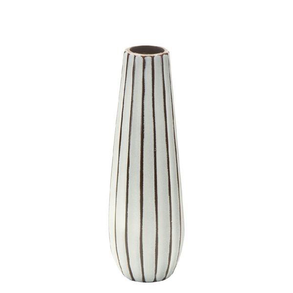 Florero-C20-Marrakech-9-9-25Cm-Ceramica-Blanco-Envejecido---
