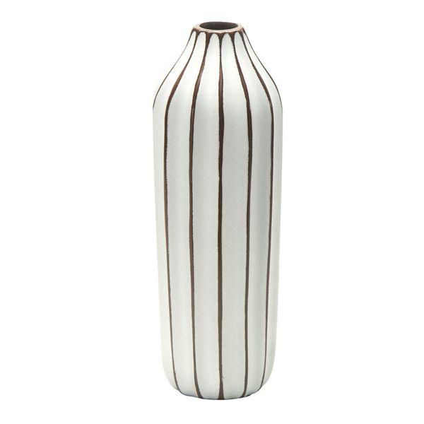 Florero-C20-Marrakech-11-11-31Cm-Ceramica-Blanco-Envejecido-