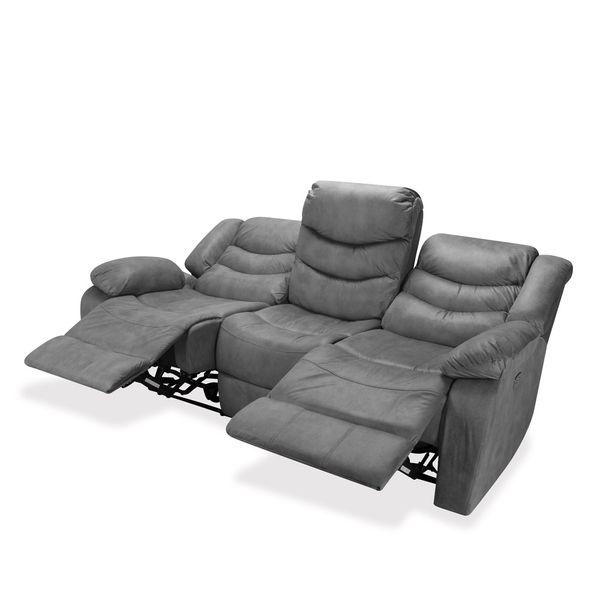 Sofa-3-Puesto-Recli-Elect-Dante-Microfibra-Gris-T.Shagreen--